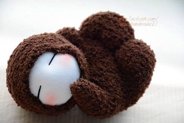 襪子娃娃296號咖啡小貝比 (2)1.jpg