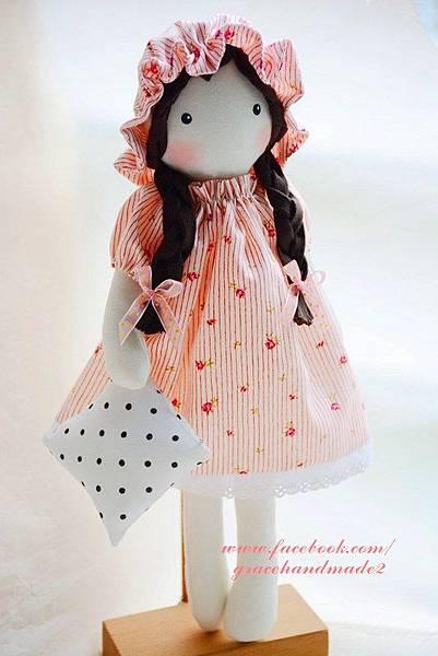44號手作布娃娃Amy小艾咪 (1)