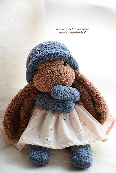 DSC_2襪子娃娃324號長耳棕兔 (5)0671