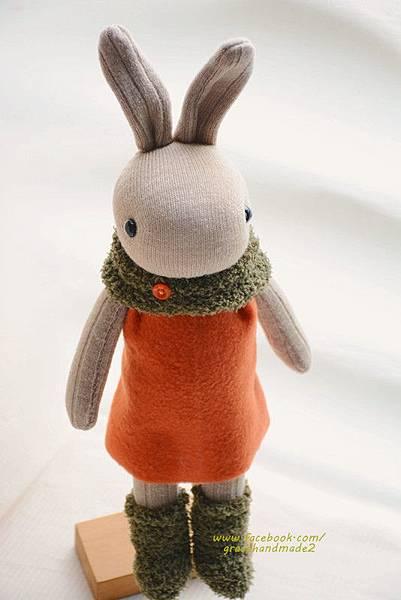 襪子娃娃329號蘿蔔兔 (1)