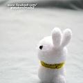 羊毛氈兔子 (2)