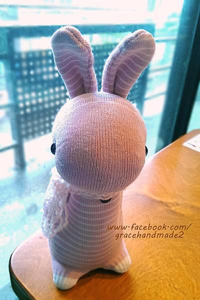 襪子娃娃338號多米兔