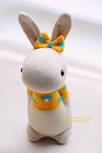襪子娃娃381號T恤多米兔 (1)