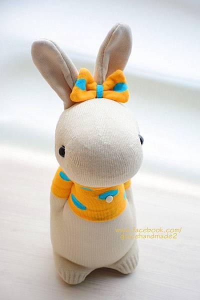 襪子娃娃381號T恤多米兔 (2)