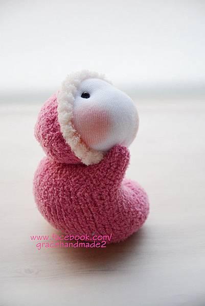 襪子娃娃392號龍鳳小貝比