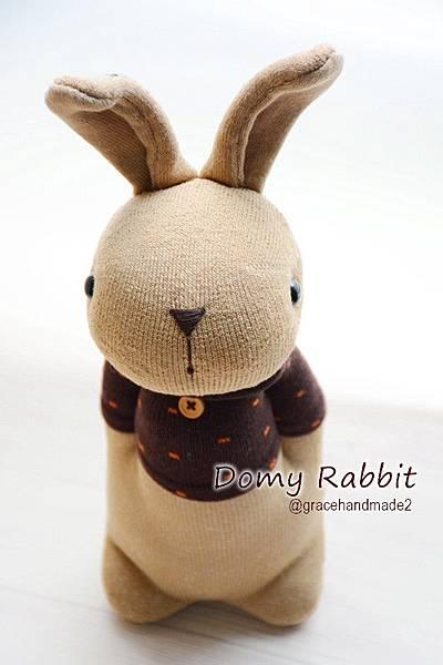 襪子娃娃385號T恤多米兔 (3)1