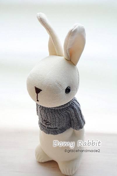 襪子娃娃397號T恤多米兔 (2)