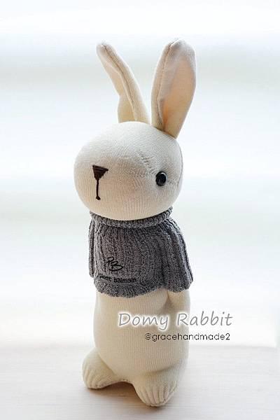 襪子娃娃397號T恤多米兔 (1)