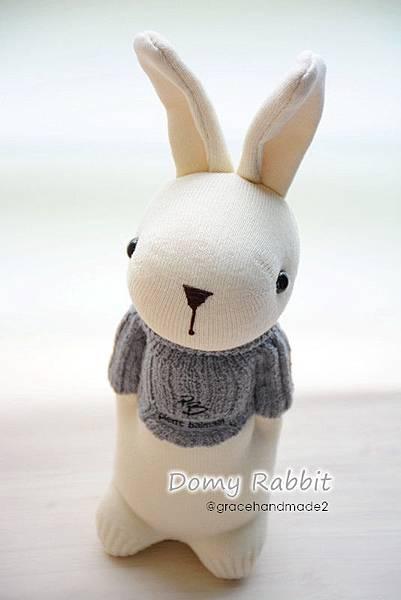 襪子娃娃397號T恤多米兔 (3)