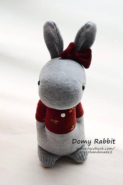 襪子娃娃405號T恤多米兔 (1)