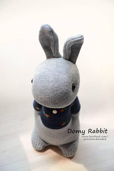 襪子娃娃404號T恤多米兔 (2)