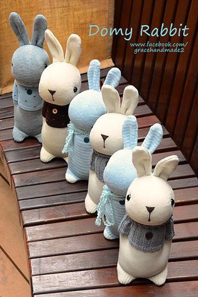 襪子娃娃407到412號多米兔 (1)1