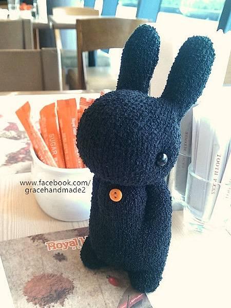 襪子娃娃413號迷你多米兔 (3)1