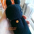 襪子娃娃413號迷你多米兔 (2)1