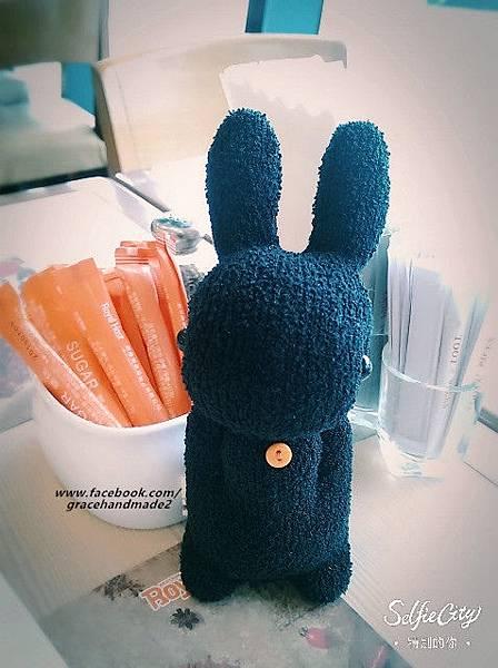 襪子娃娃413號迷你多米兔 (4)1