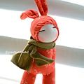 襪子娃娃426號兔裝女孩 (1)1