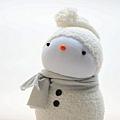 襪子娃娃432號雪人