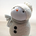 襪子娃娃466號雪人 (2)
