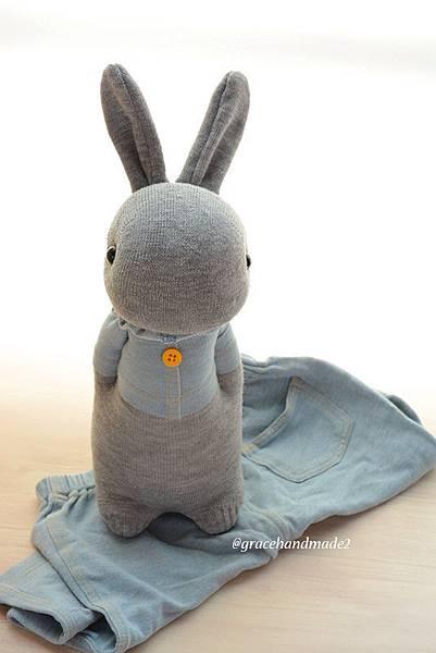 襪子娃娃491號二手衣多米兔