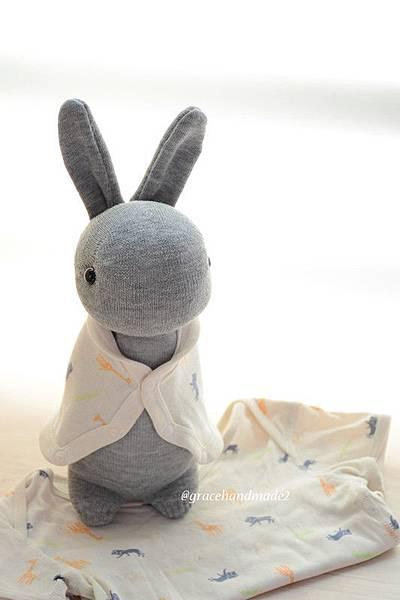 襪子娃娃492號二手衣多米兔