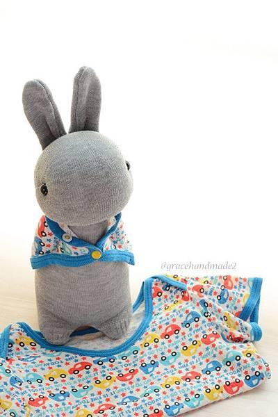 襪子娃娃493號二手衣多米兔