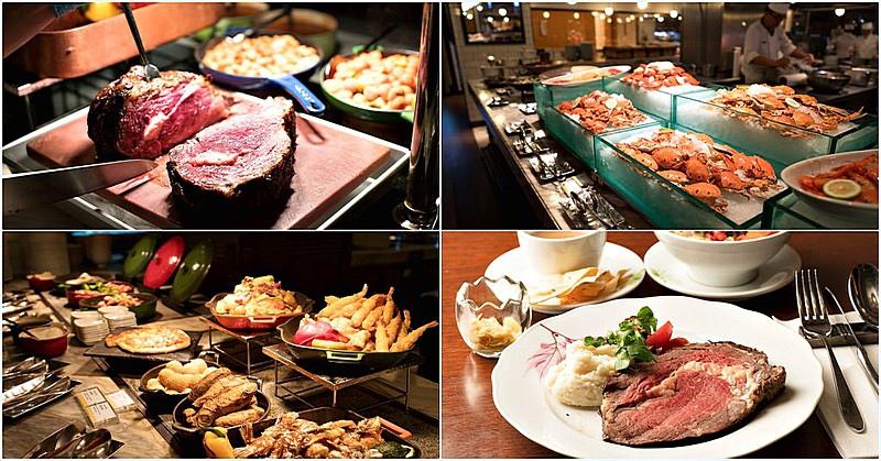 台北威斯汀六福皇宮Silk Road Feast絲路宴互動式餐廳