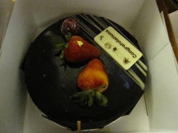 新航送的蜜月蛋糕 02.JPG