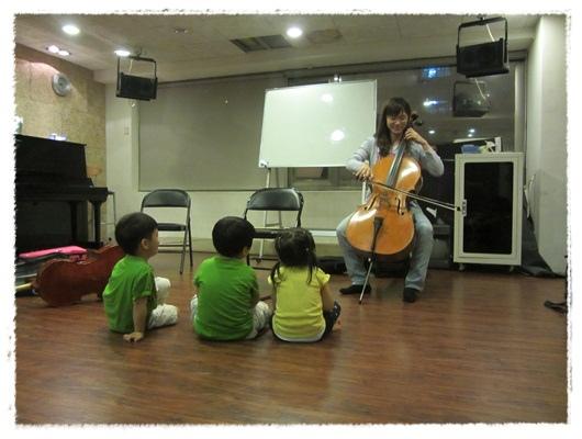 ﹝3Y9M3W3D﹞暢遊音樂王國 第一堂『小提琴與大提琴』@音樂理想國 (18)