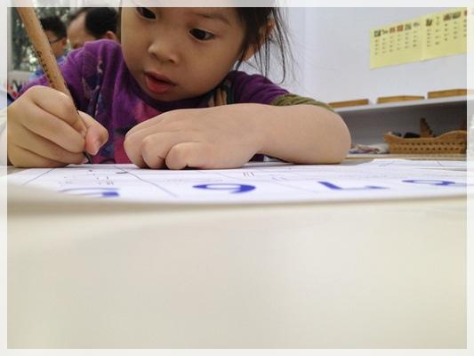 安娜愛上學✿‿✿五一勞動節。爸爸一起上工去~~ (4)