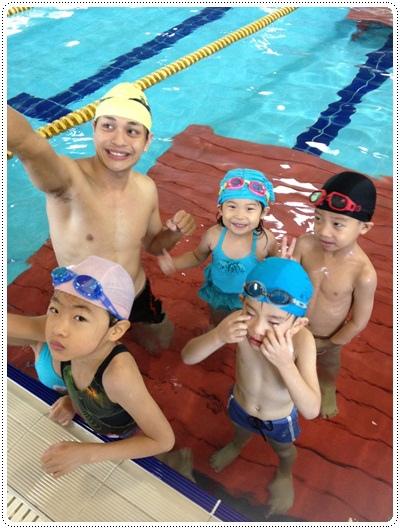 迎接夏天的來臨◎台北市兒童游泳教學&游泳池大評比 (1)