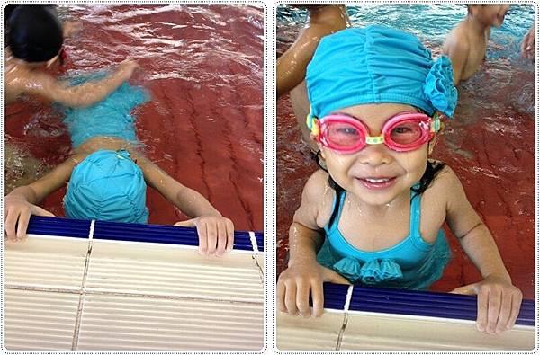 迎接夏天的來臨◎台北市兒童游泳教學&游泳池大評比 (2)