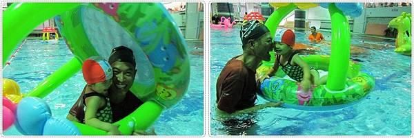 迎接夏天的來臨◎台北市兒童游泳教學&游泳池大評比 (6)