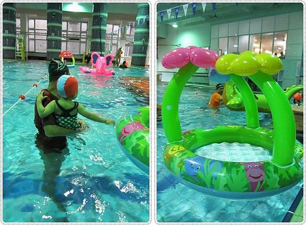 迎接夏天的來臨◎台北市兒童游泳教學&游泳池大評比 (7)