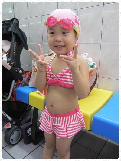 迎接夏天的來臨◎台北市兒童游泳教學&游泳池大評比 (10)