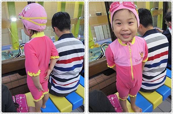 迎接夏天的來臨◎台北市兒童游泳教學&游泳池大評比 (25)