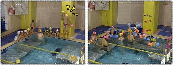 迎接夏天的來臨◎台北市兒童游泳教學&游泳池大評比 (54)