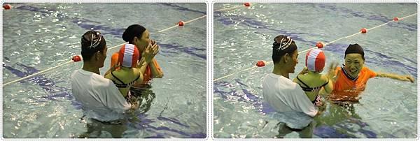迎接夏天的來臨◎台北市兒童游泳教學&游泳池大評比 (87)