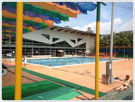 迎接夏天的來臨◎台北市兒童游泳教學&游泳池大評比 (97)