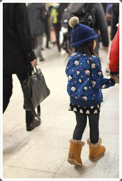 2015冬遊日本。東京迪士尼樂園之安娜與艾莎的冰雪夢幻 (6).JPG