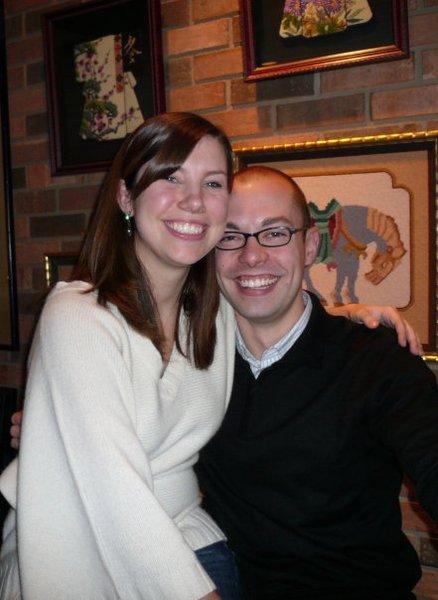 Stephanie & Nate