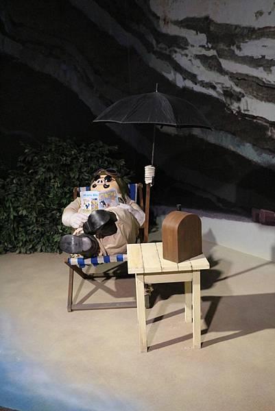3)紅豬-grace媽媽-吉卜力的動畫世界特展 (4).JPG