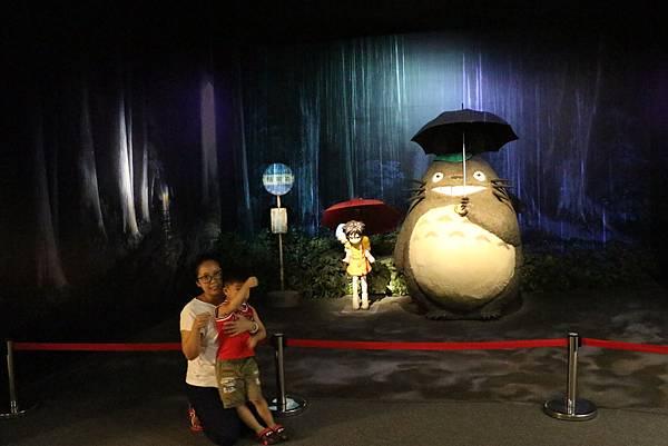 5)龍貓-grace媽媽-吉卜力的動畫世界特展 (1).JPG