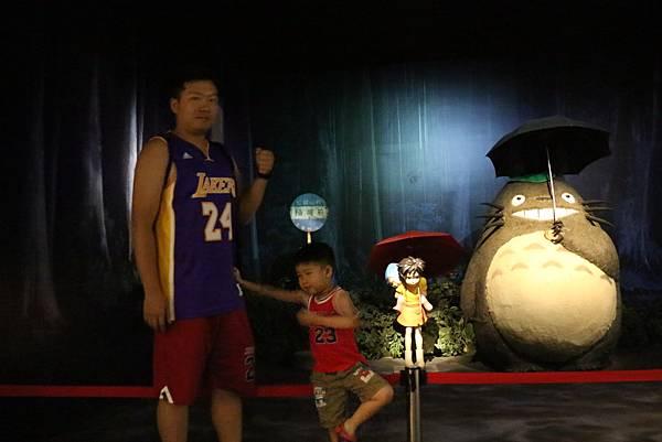 5)龍貓-grace媽媽-吉卜力的動畫世界特展 (3).JPG