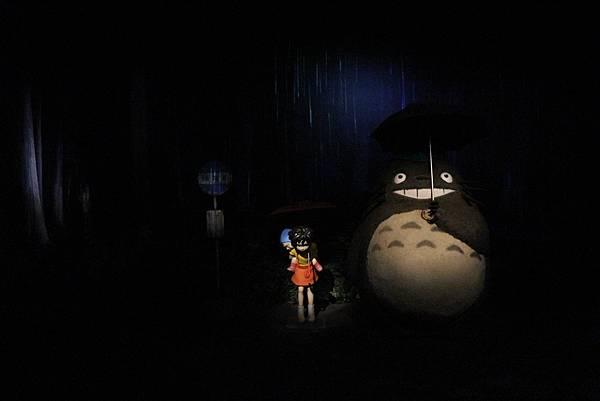 5)龍貓-grace媽媽-吉卜力的動畫世界特展 (6).JPG