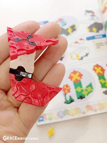 積木推薦分享-日本LAQ創意積木遊戲書1-grace媽媽 (12).jpeg