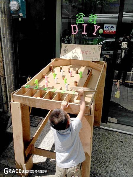 台南景點-安平老街-風之谷盆栽-親子DIY-免費打彈珠-新野家-grace媽媽 (34).jpeg