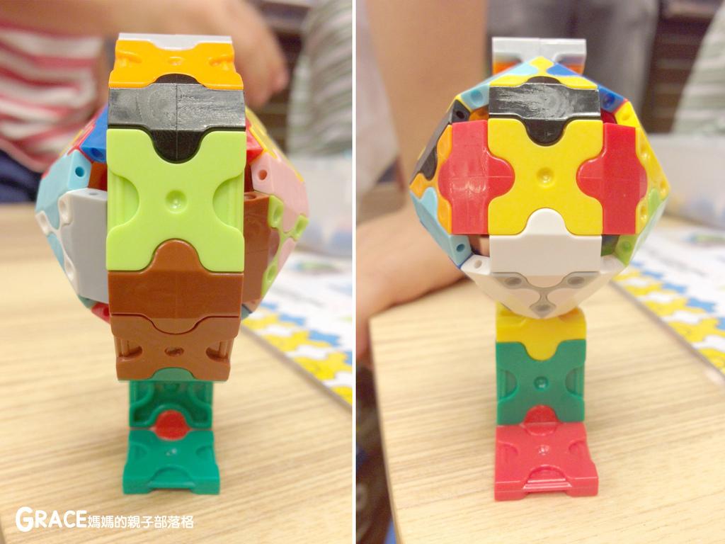 誠品書局老師教學-積木推薦分享-日本LAQ創意積木遊戲書2-grace媽媽  (2).jpg