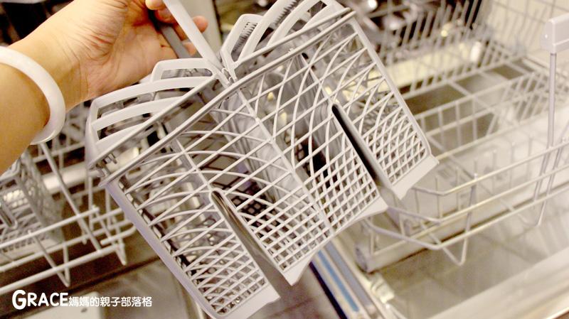 義大利進口best貝斯特時尚廚電-台北廚房家電-實驗廚房體驗-崁入式及獨立式洗碗機-快洗27分鐘省70%水量-可以洗鍋子烤盤-做家事利器分享-grace媽媽 (10).jpg