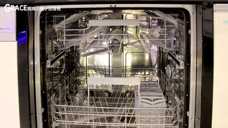 義大利進口best貝斯特時尚廚電-台北廚房家電-實驗廚房體驗-崁入式及獨立式洗碗機-快洗27分鐘省70%水量-可以洗鍋子烤盤-做家事利器分享-grace媽媽 (16).jpg