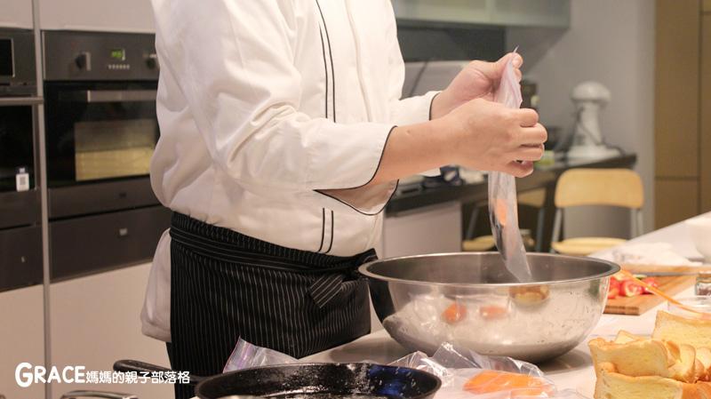 義大利進口best貝斯特時尚廚電-台北廚房家電-實驗廚房體驗-崁入式及獨立式洗碗機-快洗27分鐘省70%水量-可以洗鍋子烤盤-做家事利器分享-grace媽媽 (20).jpg